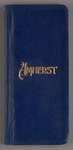 Students' hand-book of Amherst College, 1901-1902