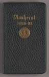 The class of 1924 freshman bible