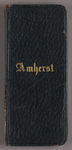 Students' handbook of Amherst College, 1907-1908