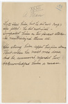 "Transcription of Emily Dickinson's ""Fate slew him, but he did not drop"""