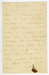 Emily Dickinson letter to Elisabeth (Currier) Dickinson