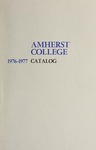 Amherst College Catalog 1976/1977
