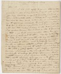 Edward Hitchcock letter to John Griscom, 1824 August 6