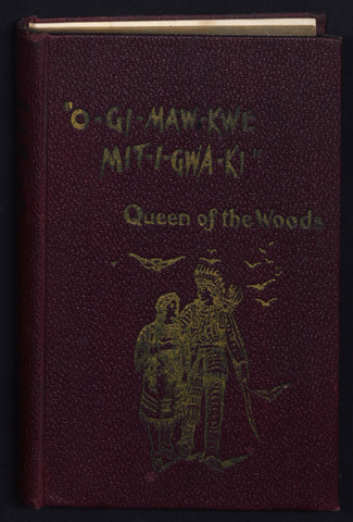 O-gî-mäw-kwě mit-i-gwä-kî (Queen of the woods)