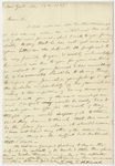 Edward Hitchcock letter to Benjamin Silliman, 1829 May 12