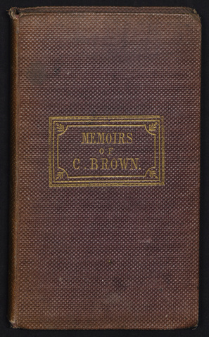 Memoir of Catharine Brown