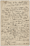 "Edward Hitchcock sermon notes, ""The Way to be Lost,"" 1835 April"