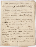 Edward Hitchcock sermon notes, 1838 March