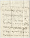 Benjamin Silliman letter to Edward Hitchcock, 1844 September 12