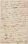 Edward Hitchcock sermon notes, 1822 December