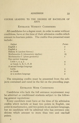 Amherst College Catalog 1917/1918