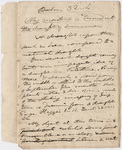 Edward Hitchcock sermon notes, 1838 August 9