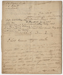 "Edward Hitchcock unnumbered sermon, ""O Lord Revive My Work,"" 1825 February"