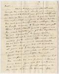 Benjamin Silliman letter to Edward Hitchcock, 1832 April 4