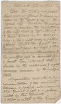 Edward Hitchcock sermon notes, 1835 February