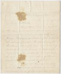 Smith family letter to Edward Hitchcock, 1836 June 17