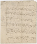 Edward Hitchcock letter to Benjamin Silliman, 1818 April 6