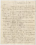 Benjamin Silliman letter to Edward Hitchcock, 1832 June 14