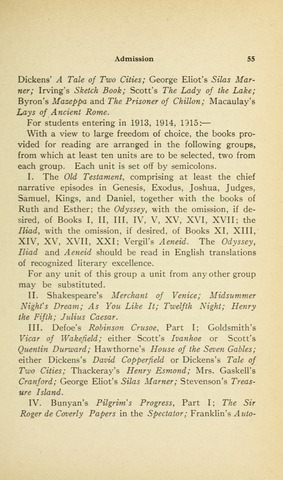 Amherst College Catalog 1910/1911