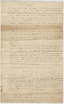 Edward Hitchcock draft letter to the editors of American Monthly Magazine, 1817 October 24