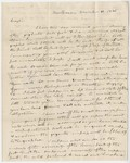 Benjamin Silliman letter to Edward Hitchcock, 1835 December 11