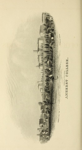 Amherst College Catalog 1858/1859