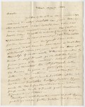 Benjamin Silliman letter to Edward Hitchcock, 1832 May 7