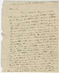 Edward Hitchcock letter to Benjamin Silliman, 1827 October 28