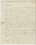 Edward Hitchcock letter to Benjamin Silliman, 1837 April 11