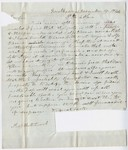 Benjamin Silliman letter to Edward Hitchcock, 1844 December 19