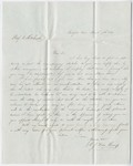 Henry J. Van-Lennep letter to Edward Hitchcock, 1839 March 9
