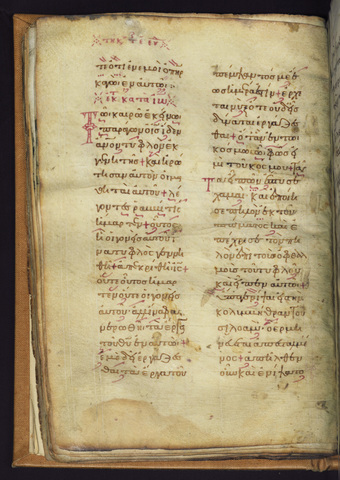 Lectionary of the Gospels