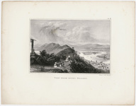 "Plate, ""View from Mount Holyoke,"" 1841"