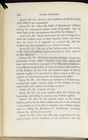 History of the Ojebway Indians