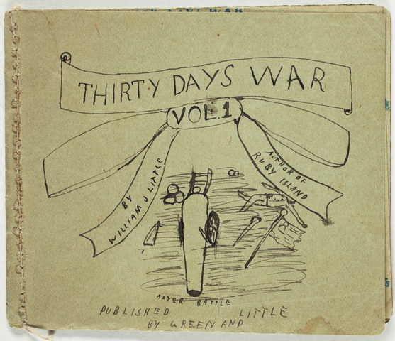 Thirty days war, volume 1