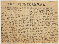 The pioneersman, volume 1, number 5