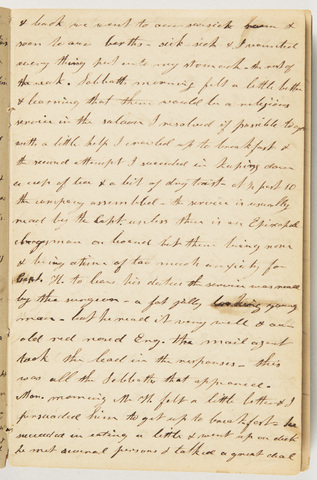 Orra White Hitchcock diary, 1850 May to July