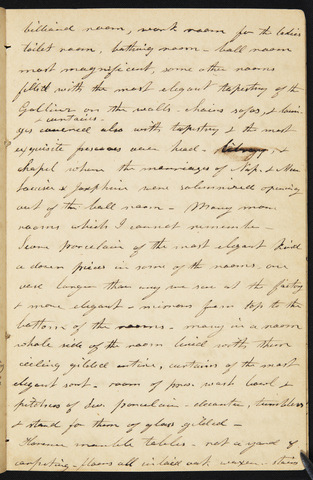 Orra White Hitchcock diary, 1850 July to October