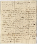 Benjamin Silliman letter to Edward Hitchcock, 1826 May 22