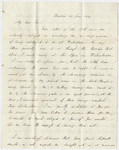 Governor Edward Everett letter to Edward Hitchcock, 1839 June 22