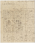 J. S. Rogers letter to Edward Hitchcock, 1827 July 14