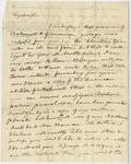 Benjamin Silliman letter to Edward Hitchcock, 1829 March 12