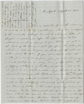 Orra White Hitchcock letter to the Hitchcock children, 1850 August 23