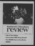 Amherst Student Review, 1976 October 11