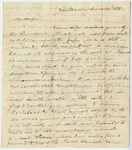 Benjamin Silliman letter to Edward Hitchcock, 1818 June 22