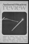Amherst Student Review, 1973 September 26