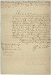 Payment order signed by Jeffery Amherst, 1761 June 11