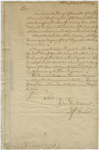 Jeffery Amherst letter to Colonel John Bradstreet, 1761 October 25