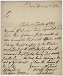 Jeffery Amherst letter to Sir George Yonge, 1792 February 4