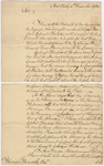 Jeffery Amherst letter to Thomas Hancock, 1760 December 5